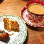 【お菓子史】「劣悪な紅茶 ミルクティー」①  茶とフランス菓子