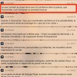 【フランス語】仏検・DELF・DALFの試験のためにアプリで時事ネタ対策をする
