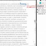 【フランス語】iPadの辞書アプリ(物書堂)をもっと便利に活用するための2つの方法